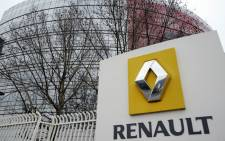 French carmaker Renault's headquarters in Boulogne-Billancourt, west of Paris. Picture: AFP.