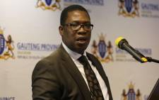 Gauteng Education MEC Panyaza Lesufi. Picture: Christa Eybers/EWN