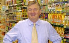 Shoprite CEO James Wellwood 'Whitey' Basson. Picture: Shopriteholdings.co.za