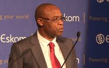 FILE: Tshediso Matona during his time as Eskom CEO. Picture: EWN