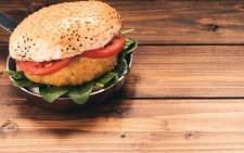 A file image of a vegetarian burger. Picture: Pixabay.com