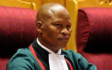 Chief Justice Mogoeng Mogoeng. Picture: GCIS