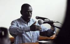 FILE: Ugandan opposition leader Kizza Besigye. Picture: AFP
