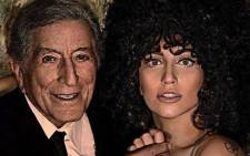 The cover of Lady Gaga and Tony Bennett's new album. Picture: Facebook.com.