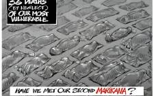 CARTOON: Everybody Counts...
