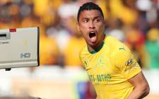 Mamelodi Sundowns defender Ricardo Nascimento. Picture: @Masandawana/Twitter