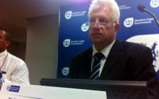 FILE: Alan Winde Picture: EWN.