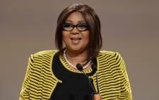 SABC chairperson Zandile Tshabalala. Picture: Christa van der Walt/EWN.