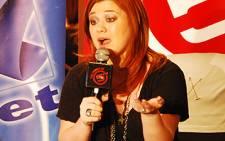 Former Idol winner Kelly Clarkson. Picture: EWN