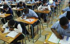 FILE: A task team is working on a recovery plan that will allow pupils to catch up on lost work. Picture: EWN.