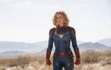 Brie Larson who stars as Carol Danvers in 'Captain Marvel' movie. Picture: @CaptainMarvelOfficial/Facebook.com.