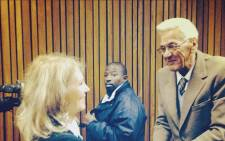 Attorney Wynanda Coetzee says this ruling means the process to recover the funds can now be set in motion. Picture: Wynanda W Coetzee via twitter.