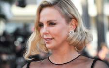 FILE: Actress Charlize Theron. Picture: AFP