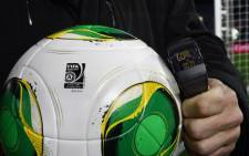 FIFA will use Goal-Line technology at the 2014 FIFA World Cup in Brazil. Picture: Facebook.com