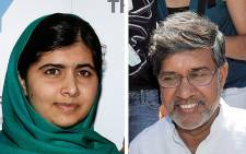 Malala Yousafzai and Kailash Satyarthi were named the joint winners of the 2014 Nobel Peace Prize. Picture: EPA.