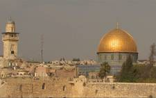 There has been a constant state of tension around the holy sites of the Western Wall and the Al-Aqsa Compound since 1967. Picture: Screengrab/CNN