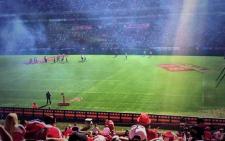 Golden Lions vs Sharks at Ellis Park Stadium. Picture: 947 Crew/Twitter.
