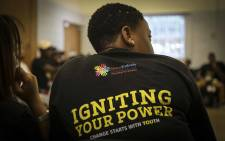 The Ahmed Kathrada Foundation hosts 60 young people on Robben Island in Cape Town for a four-day youth camp. Picture: Cindy Archillies/EWN