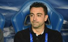 Barcelona legend Xavi tested positive for COVID-19 in a statement released by Al Sadd football club on July 25, 2020. Picture: AFP