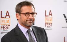 Actor Steve Carell. Picture:AFP