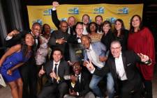 Talk Radio 702 took top honours at the annual MTN Radio Awards, scooping the Commercial Radio Station of the Year Award. Picture: Twitter.