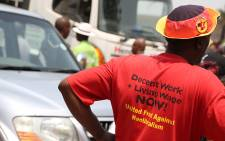 Numsa says this shows South Africa has the most militant workforce in the world, but Cosatu says it undermines their efforts. Picture: Reinart Toerien/EWN