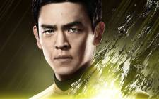 John Cho plays the role of Hikaru Sulu in 'Star Trek Beyond'. Picture: Supplied.