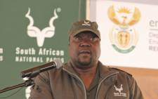 FILE: South African National Parks (SANParks) CEO Fundisile Mketeni. Picture: www.sanparks.org