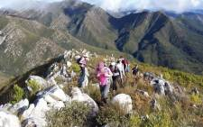 The Garden Route Walking Festival started on 30 March and finishes on 2 April 2018. Picture: Twitter/@GetMe2MosselBay