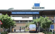 The Thelle Mogoerane hospital in Vosloorus. Picture: da-gpl.co.za