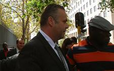 FILE: Police say they don't know the whereabouts of arrested Czech businessman Radovan Krejcir's family as they are not suspects. Picture: EWN