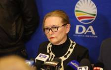 FILE: Helen Zille announced on Friday, 4  October 2019 that she would run for the position of DA federal council chair. Picture: Christa Eybers/EWN