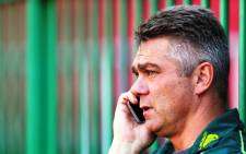 Bok coach Heyneke Meyer says his team was tactically better in its 31-28 win over England on Saturday. Picture: EPA.