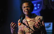 FILE: Mamphela Ramphele claims to have the solutions to South Africa's education woes. Picture: SAPA.