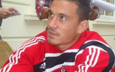New Zealand rugby player Sonny Bill Williams in Cape Town on 5 May 2011. Picture: Lisa Bartlett/EWN