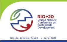 Rio+20. Picture: Supplied