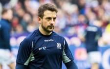 Scotland captain Greig Laidlaw. Picture: Twitter/@Scotlandteam.