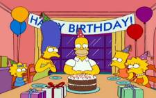 A screengrab shows 'The Simpsons'. Picture: Youtube.