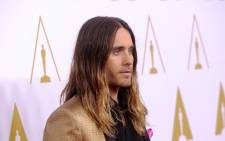 Actor and musician Jared Leto. Picture: AFP.