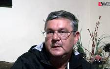 The Spring Street community in Newlands have laid charges against Warrant Officer Sarel Potgieter. Picture: Lesego Ngobeni/EWN