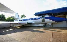 Elvis Presley's personal jets go on sale. Picture: Twitter @GatesDigital.