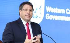 Western Cape MEC of Finance & Economic Opportunities David Maynier. Picture: @DavidMaynier/Twitter