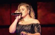 US Singer Kelly Clarkson. Picture: Instagram/@kellyclarkson