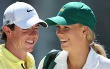 Rory McIlroy has split from his fiance Caroline Wozniacki. Picture: Facebook.com