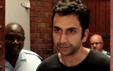 Convicted stalker Shumsheer Ghumman. Picture: EWN
