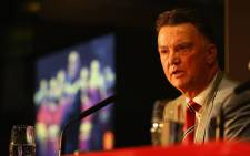 FILE: Manchester United manager Louis van Gaal. Picture: Official Manchester United Facebook Page