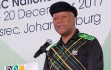 Minister in the Presidency Jeff Radebe. Picture: Louise McAuliffe/EWN
