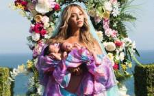 FILE: Beyonce took to Instagram to share a picture with her twins, Sir Carter and Rumi. Picture: instagram.com