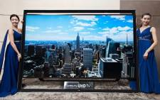 Samsung have released a range of Ultra High Definition televisions, with four-times the resolution of regular High Definition. Picture: Facebook.com