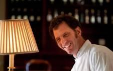 Chef Luke Dale-Roberts. Picture:www.lukedaleroberts.com.